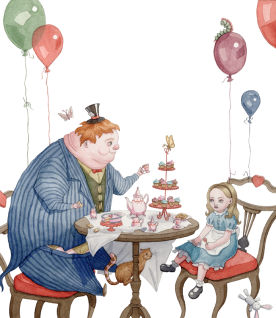 The Hatter's Tea Party
