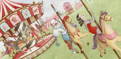 The Runaway Carousel
